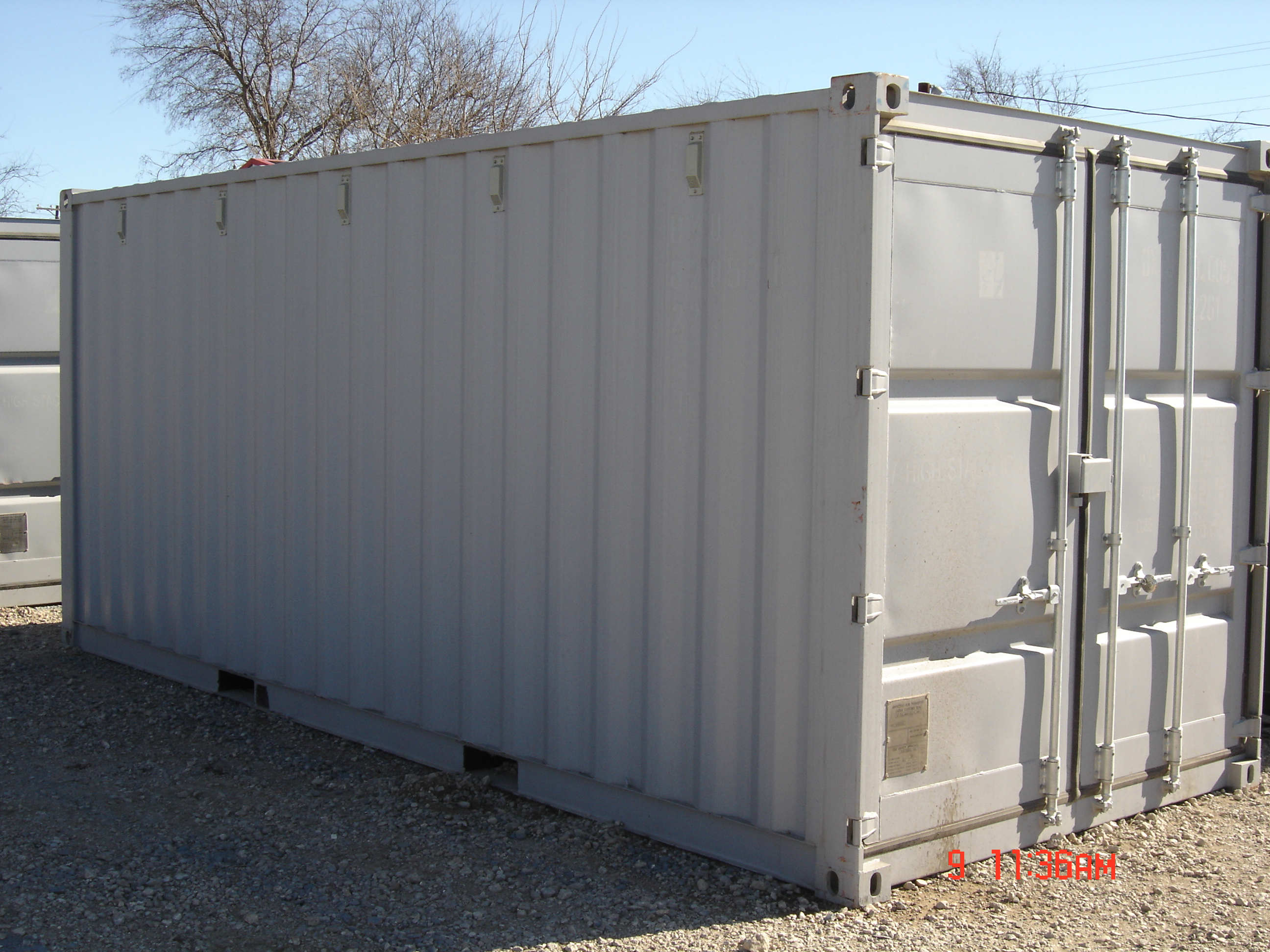 Steel Storage Shipping Containers for Sale 2592 x 1944